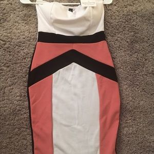 Strapless Windsor Sweetheart Bodycon dress